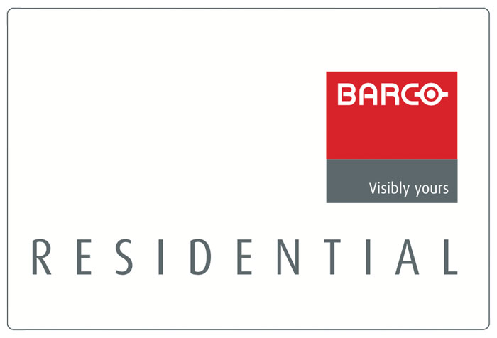 Barco Residential - commercial grade home theatre projectors
