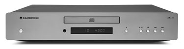 Cambridge Audio, AXC35, Gapless Playback CD Player
