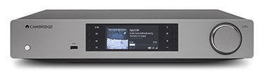 "Cambridge Audio, CXN v2, Network Music Player with 4.3"" Colour Display"