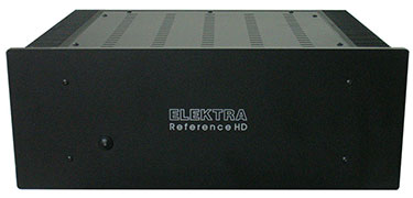 Elektra ReferenceHD - 300W Stereo Power Amplifier