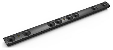 Golden Ear 3D Array XL - 3-Channel Passive Soundbar