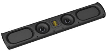 Golden Ear SuperSat 50 - On-Wall/Shelf LR/Surround Speakers