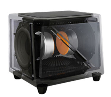 Golden Ear SuperSub X - 1400W 8 Powered Subwoofer