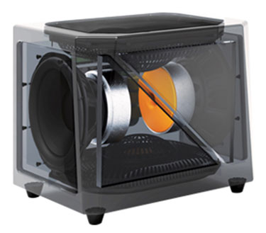 Golden Ear SuperSub XXL - 1600W 12 Powered Subwoofer