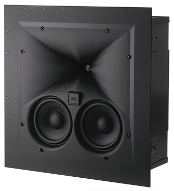 "JBL Synthesis, SCL-3, 200W Dual 5"" 2-Way In-Wall Loudspeaker"