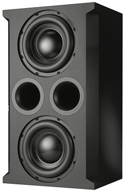 "JBL Synthesis, SSW-2, 1200W Dual 12"" Passive Subwoofer"