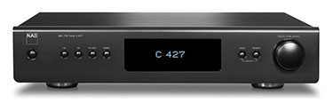 NAD C 427 - Stereo AM/FM Tuner