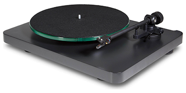 NAD, C 558, Belt-Drive Turntable With Arm & Cartridge