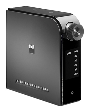 NAD D 3020 V2 - 40W Stereo Integrated Amplifier / Headphone DAC & AMP