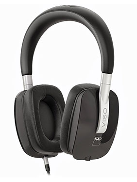 NAD, HP50, Over-Ear Noise-Cancelling Headphones