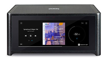 NAD M10 - 100W Stereo Amplifier & Wireless Streaming Music Player
