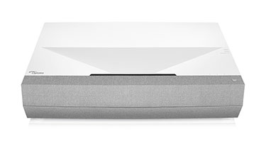 Optoma P2 - 4K UHD HDR Ultra Short-Throw 3000lm Laser Projector