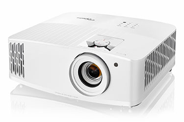 Optoma UHD50X - 4K UHD HDR w/240Hz 3400lm Lamp Projector