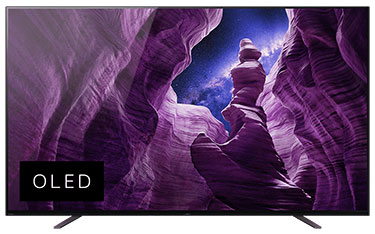 "Sony, A8H 55"", 55""�UHD OLED Smart TV"