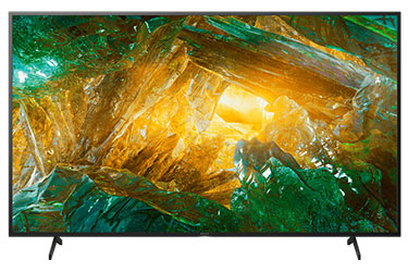 "Sony, X80H 43"", 43""�UHD Smart TV"