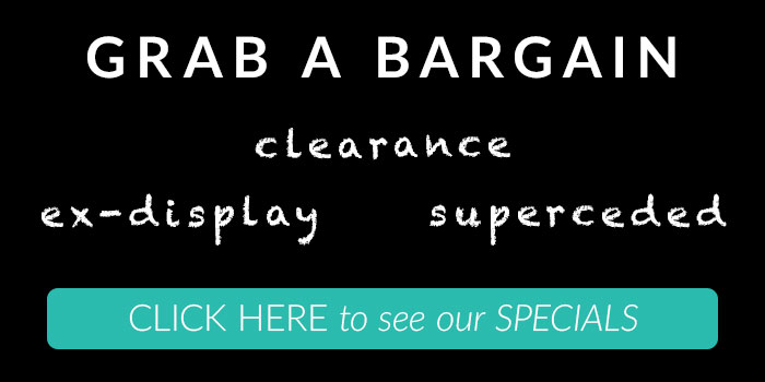 Get a bargain with our discounted home theatre and hi-fi equipment specials and clearance